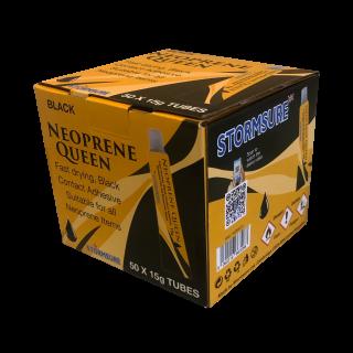 Neoprene Queen Wetsuit Repair Adhesive 15g (Box of 50)