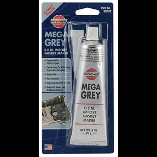 VersaChem Mega Grey Gasket Maker Silicone 3oz / 85g