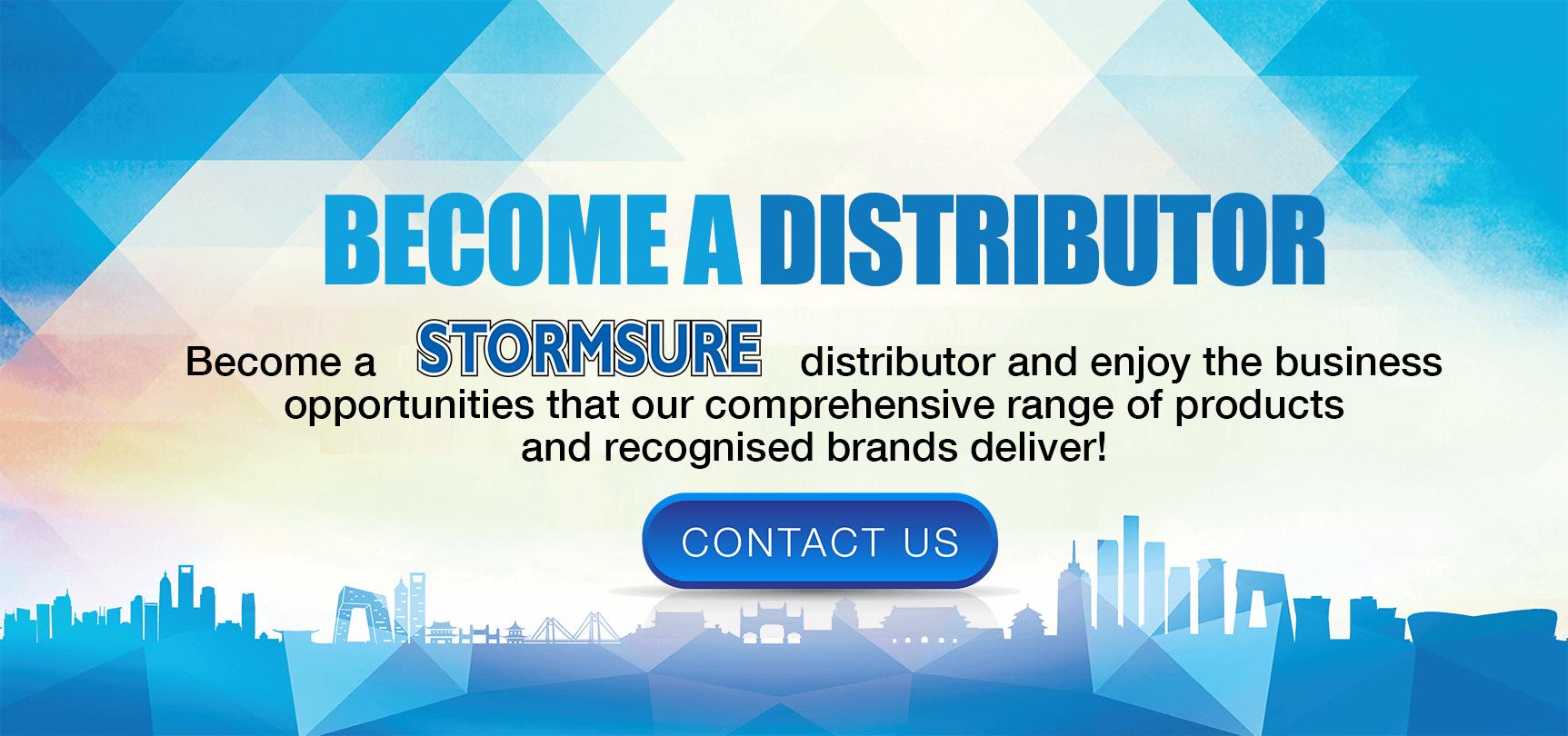 Become a Stormsure Distributor