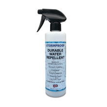 stormproof durable water repellent 250ml bottle front