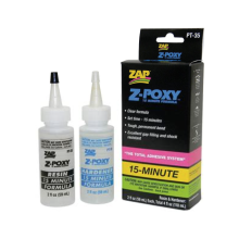 ZAP Z-Poxy Epoxy Resin 118ml (in 2 bottles) PT35