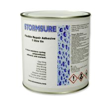 stormsure flexible repair adhesive 1 litre tin wholesale manufacturing industrial