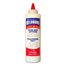 Weldbond Universal All Purpose Adhesive 600ml / 21 fl. oz.