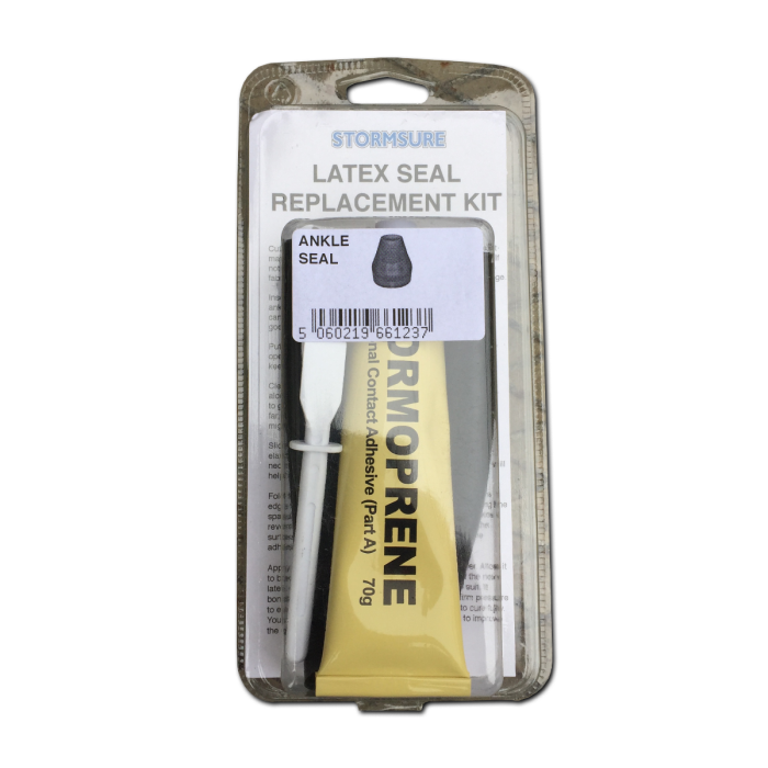 Stormsure Latex Ankle Seal Repair Kit (Cone Shaped)
