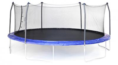 How To Fix A Trampoline Mat [VIDEO]