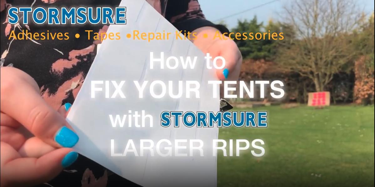 Stormsure - Adhesives, Tapes, Repair Kits & More